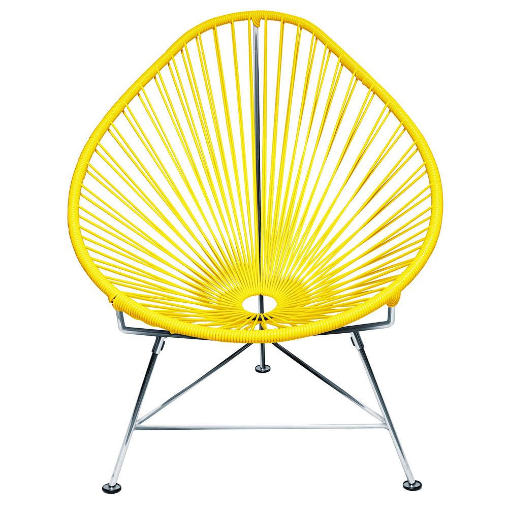 Good Baby Acapulco Chair   Chrome Frame