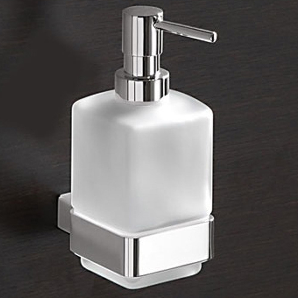 Modern Bathroom Soap Dispenser: Modern Bath Lounge Soap Dispenser