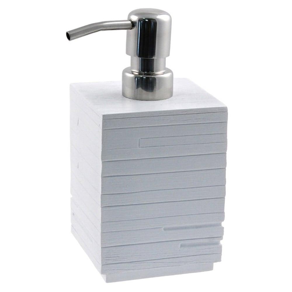 Modern Bathroom Soap Dispenser: Quadrotto Soap Dispenser