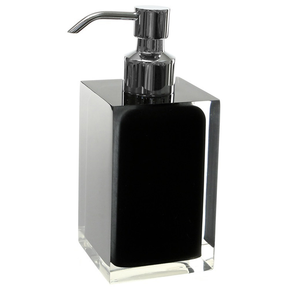 Rainbow Soap Dispenser With Curved Pump Zuri Furniture