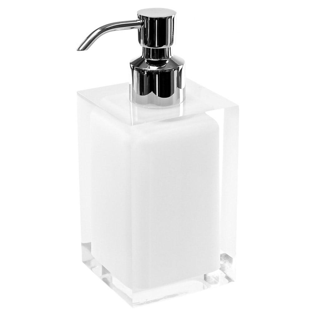 Rainbow Soap Dispenser With Curved Pump Zuri Furniture