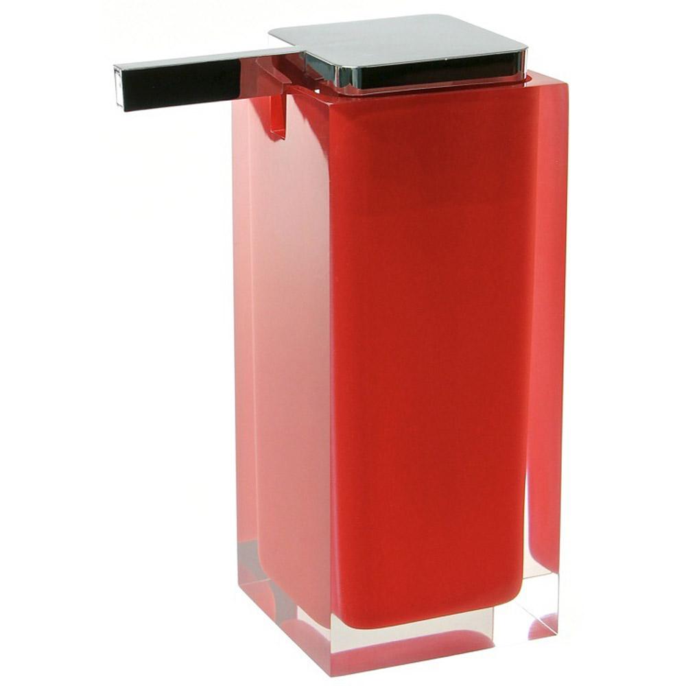 Rainbow Soap Dispenser Straight Pump. Modern Bathroom Soap Dispenser
