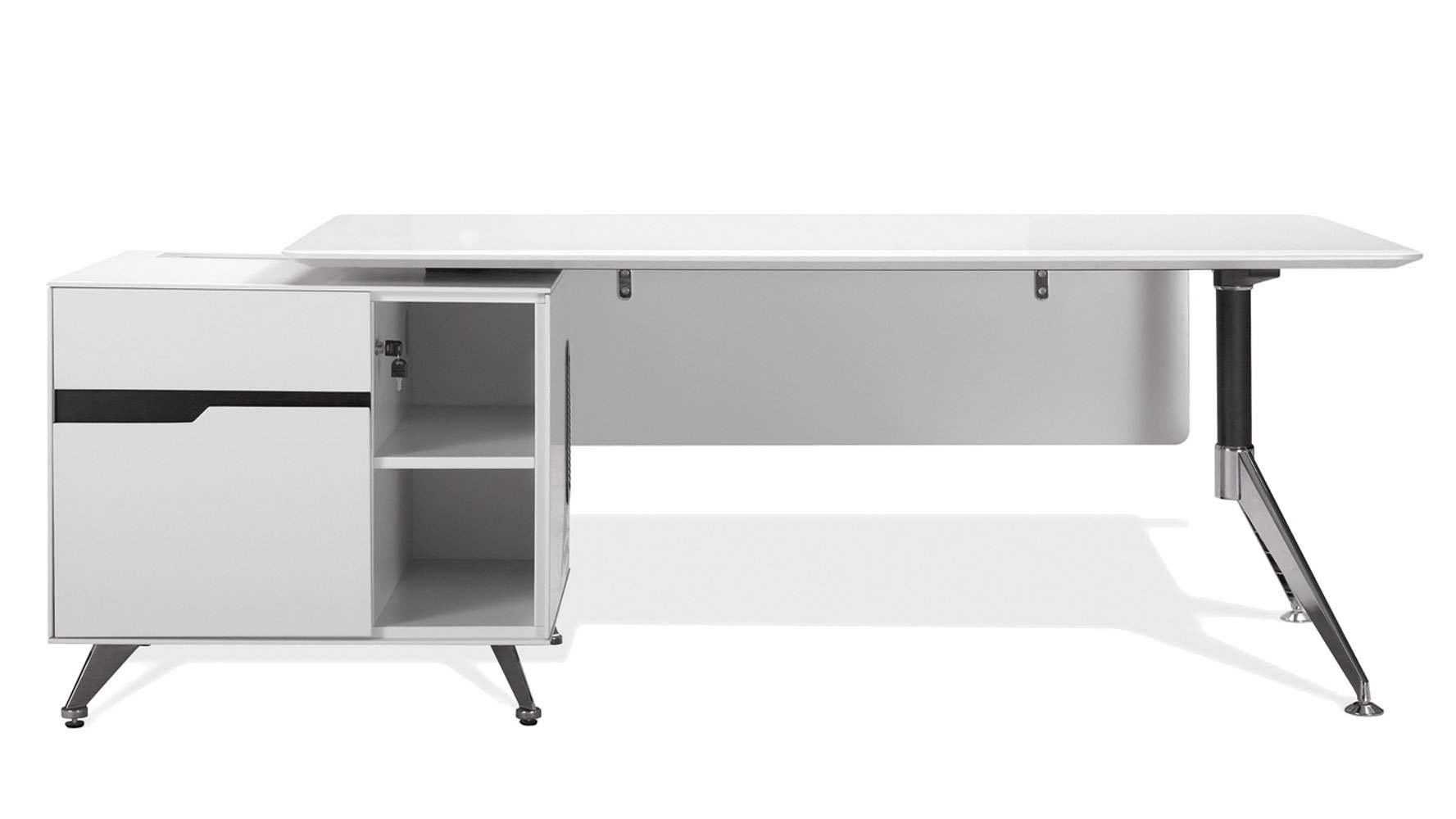 Modern Executive Desks | Unique Contemporary Office Desks | Zuri Furniture