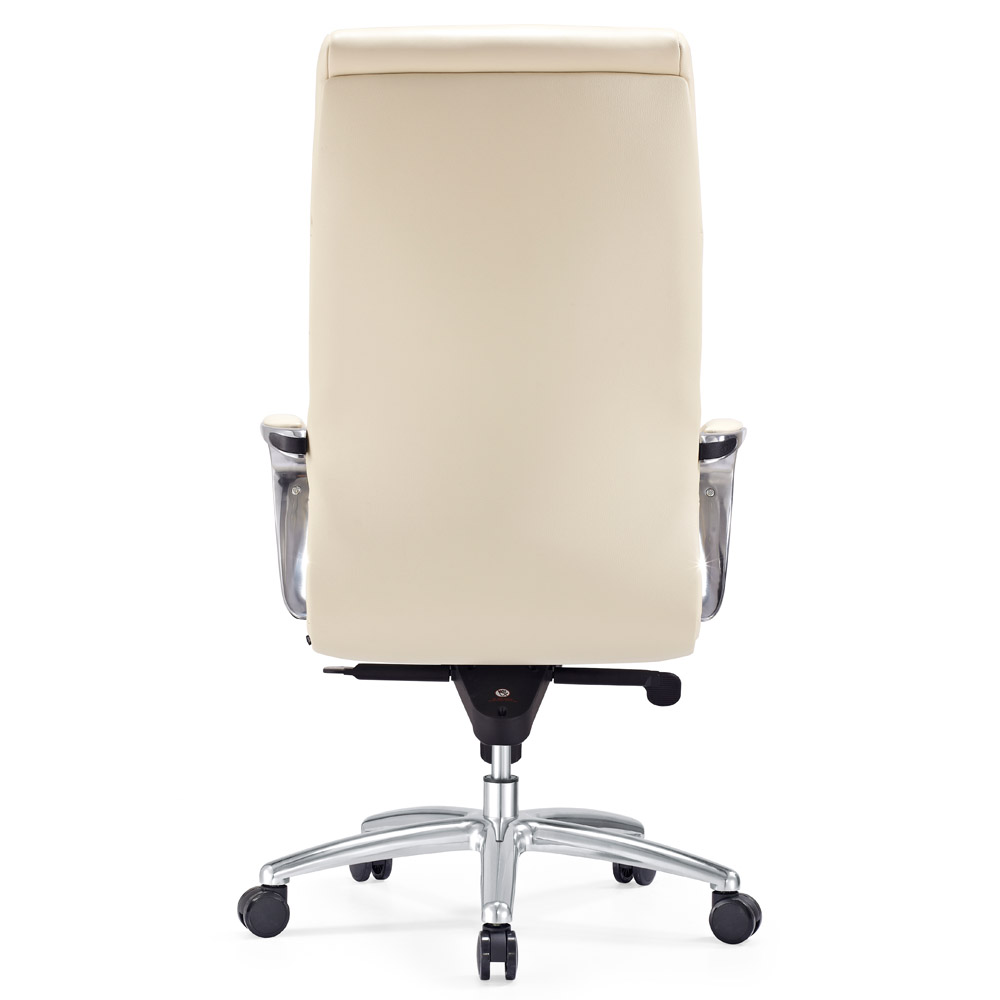 Modern Ergonomic Grant Leather Executive Chair With