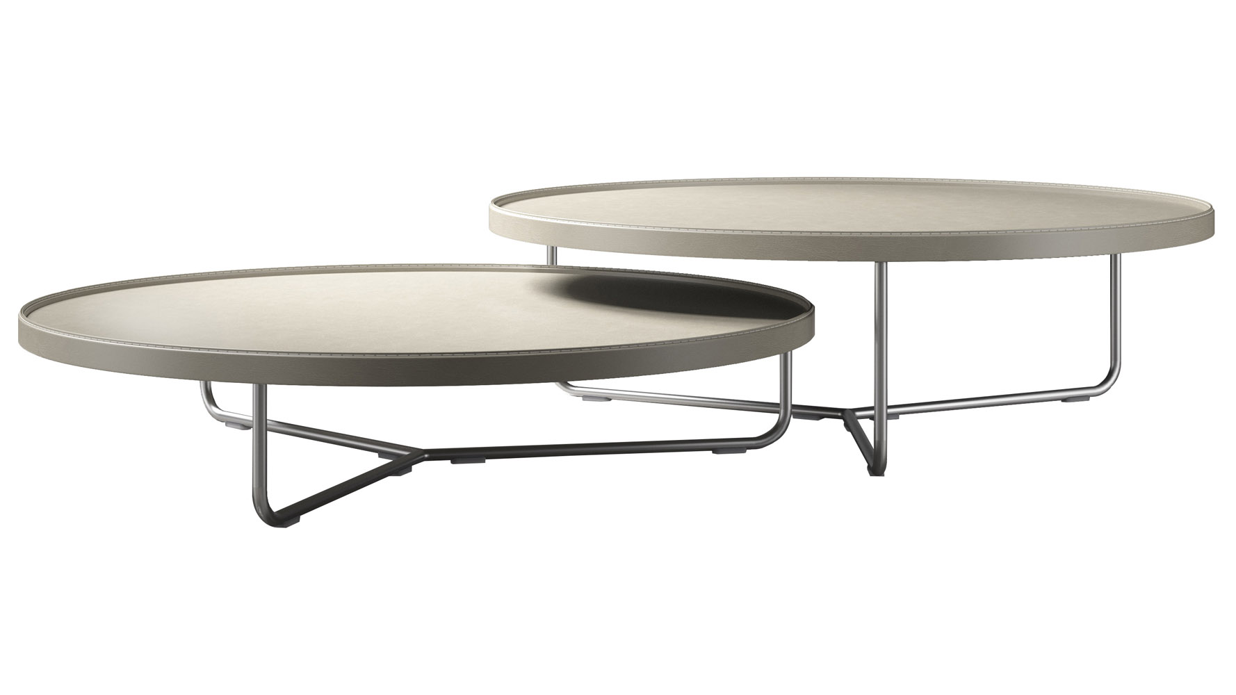 Adair Nesting Coffee Tables Zuri Furniture