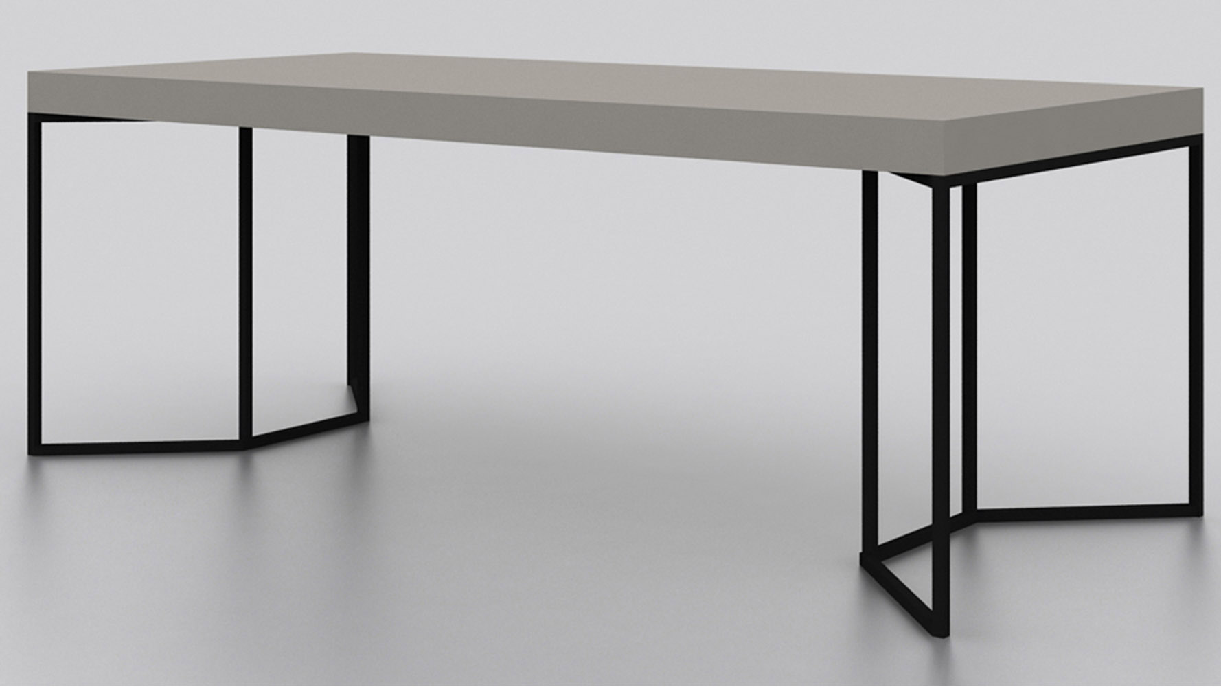 Modern high dining table e122t modern white high gloss for Modern high dining table