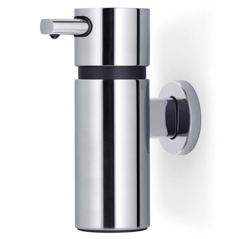 Mountable Soap Dispenser ~ Blomus areo wall mounted soap dispenser zuri furniture