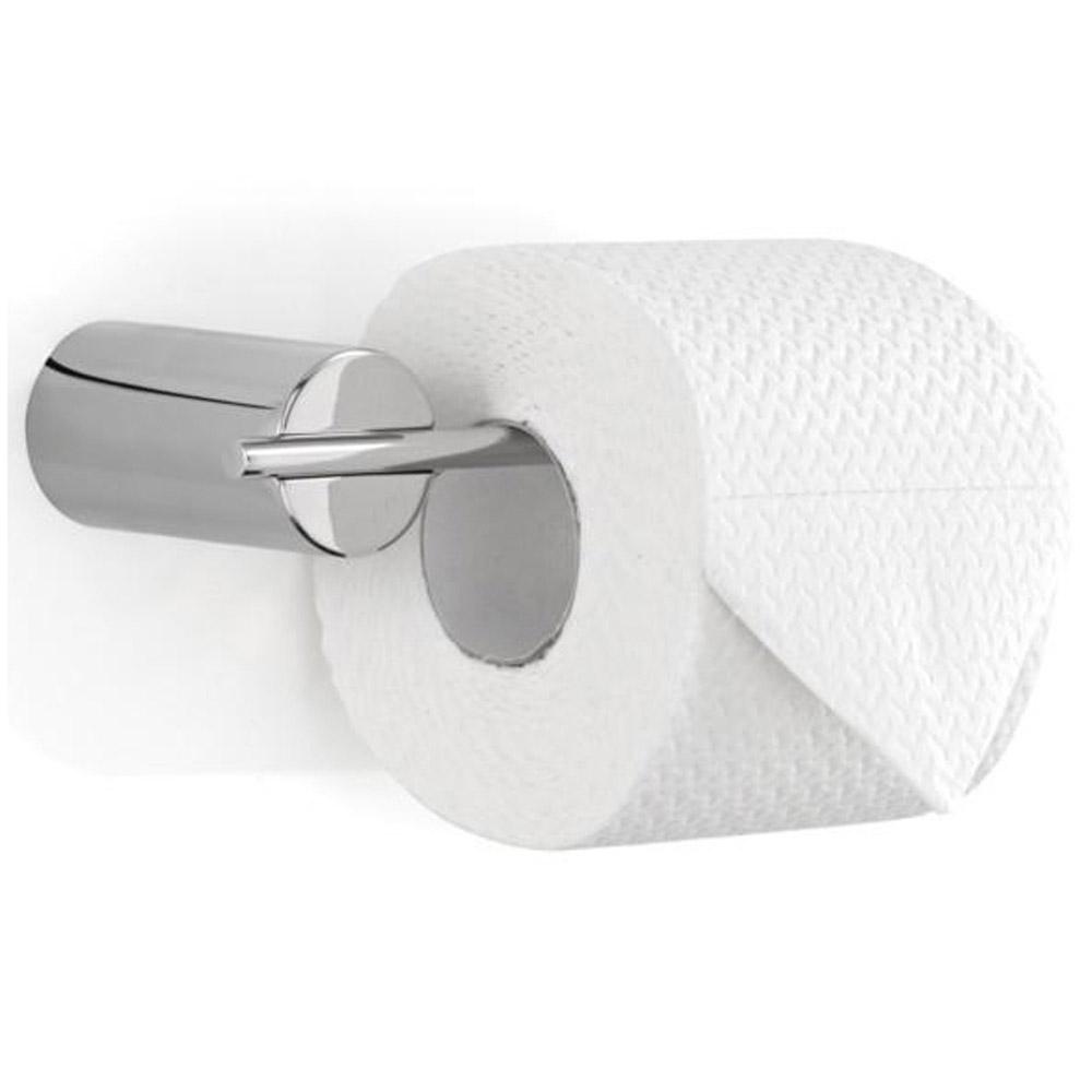 Blomus Duo Toilet Paper Holder | Zuri Furniture - Duo Toilet Paper Holder