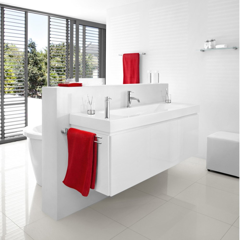 Duo Towel Rail - 2 Arms