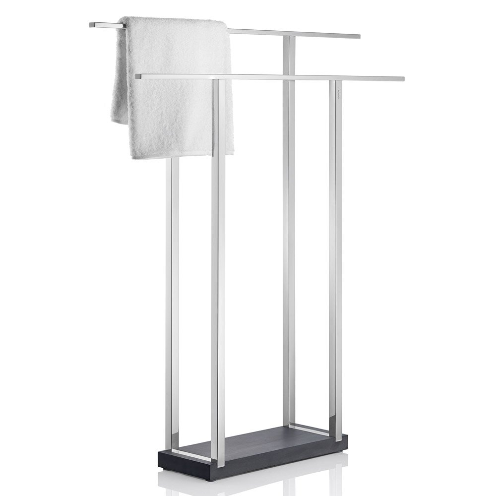 Blomus Menoto Towel Rack Wide Zuri Furniture
