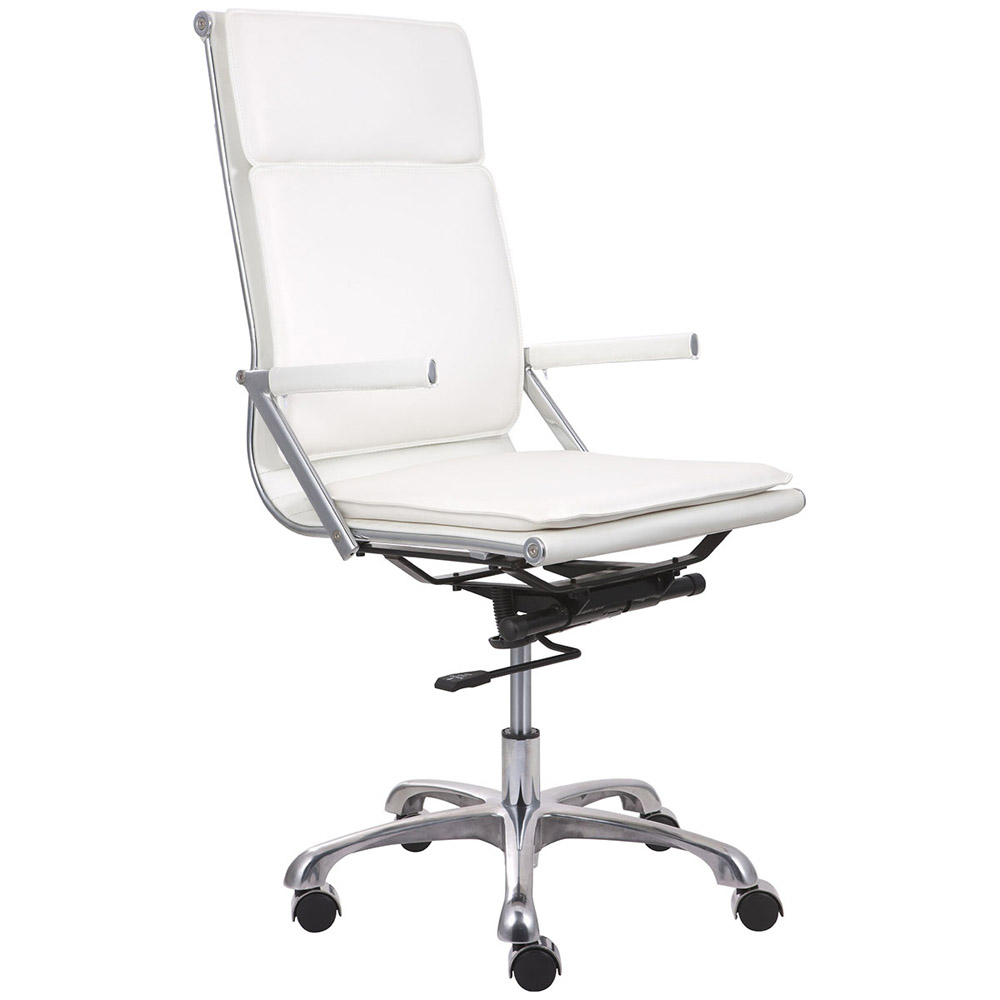 Home OFFICE Office Task Chairs Gustavo High Back Office Chair