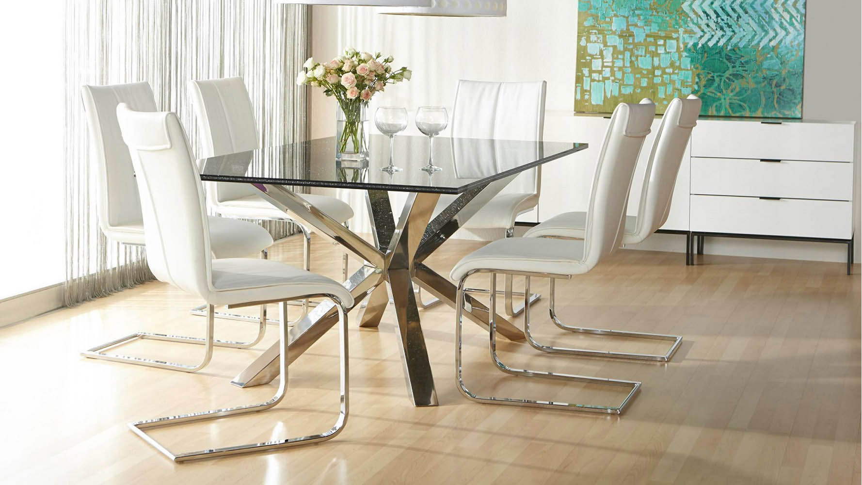 Cointet Rectangle Dining Table Base