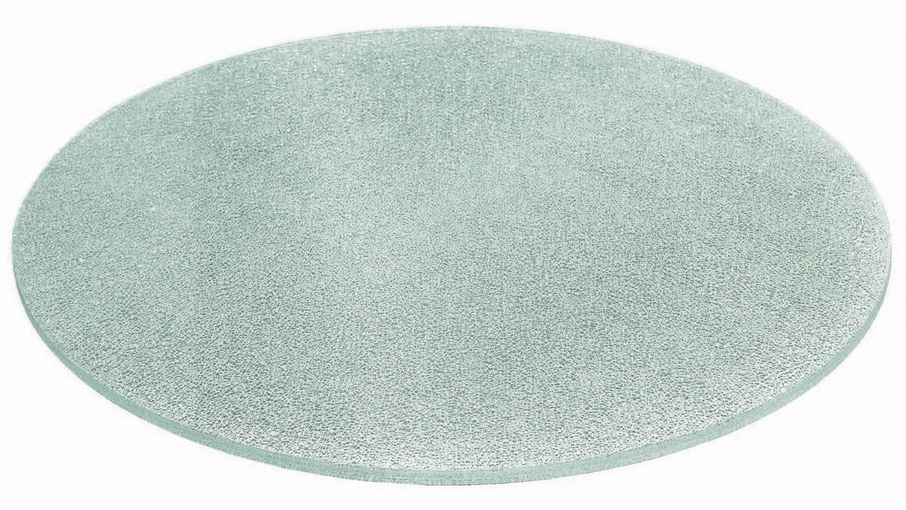 Crackled 48 round dining table top zuri furniture for Window with round top