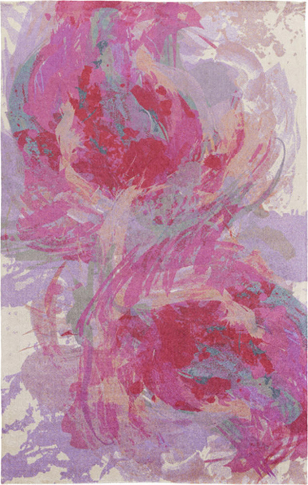 Aurora Hot Pink Rug