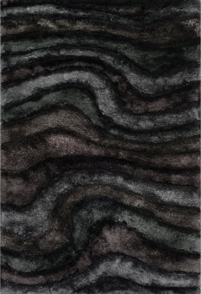 Galaxy Midnight Shag Rug