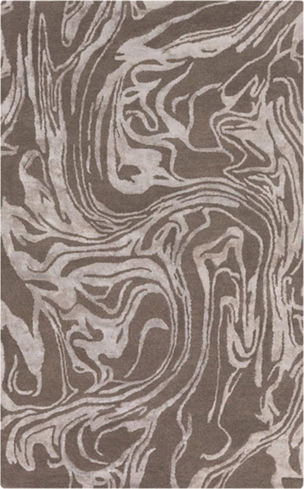 Static Swirl Rug
