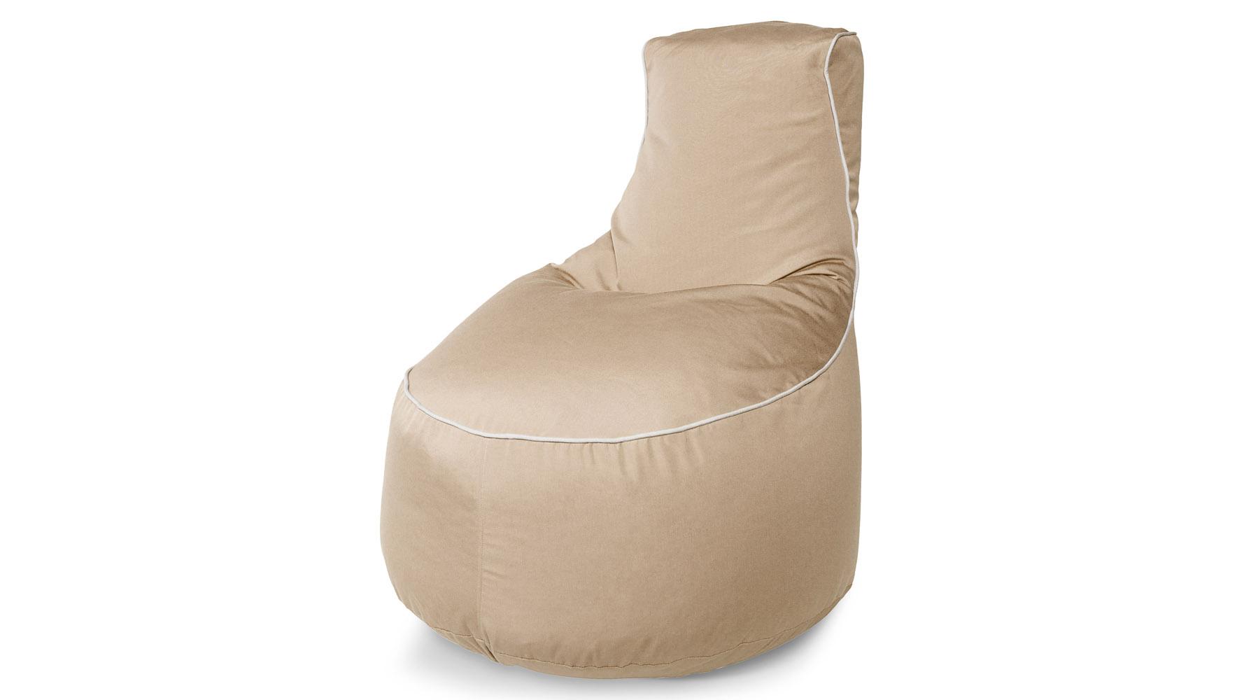Strange Hip Chik Sunbrella Outdoor Bean Bag Frankydiablos Diy Chair Ideas Frankydiabloscom