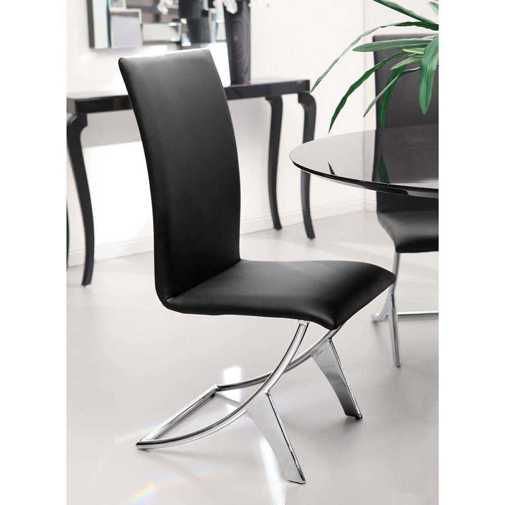 Drana Dining Chair Set Of 2 Zuri Furniture