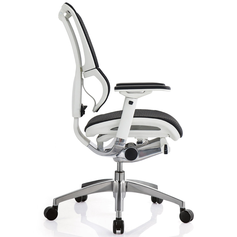 Ioo Mesh Back Amp Seat Swivel Chair Zuri Furniture