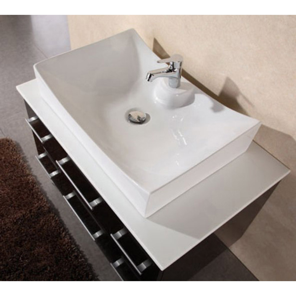 Lena 36 Single Sink Vanity Set Zuri Furniture