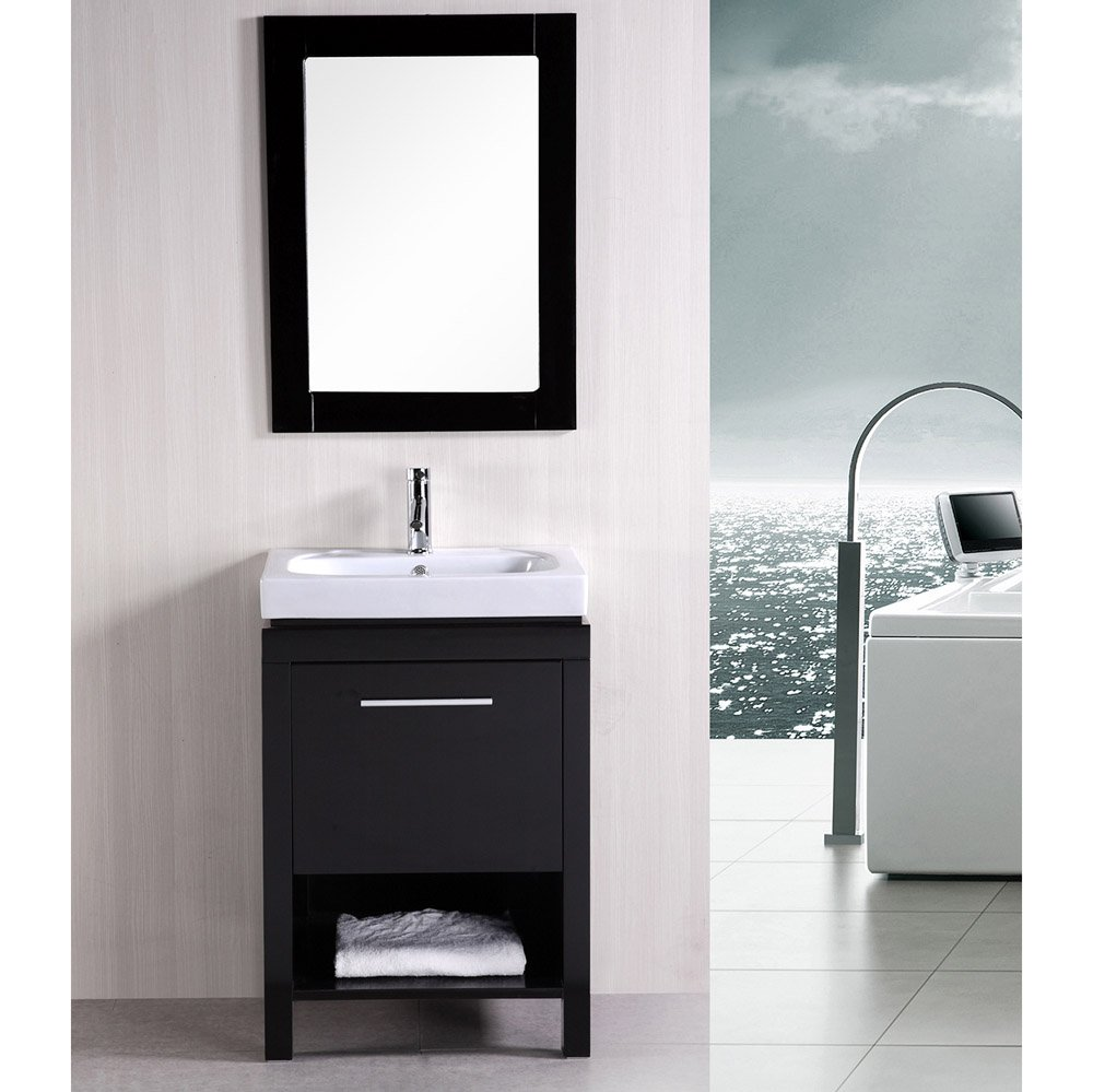 home bath bathroom vanities marly 24 single sink vanity set