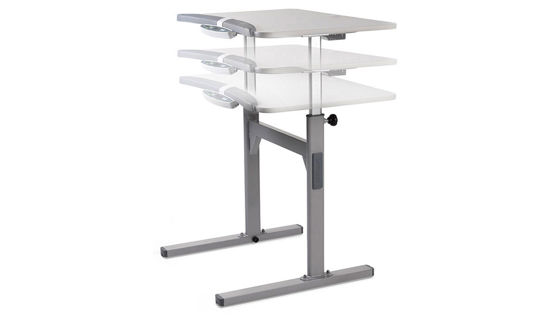 Modern fice LifeSpan Medium Use Treadmill with Manual