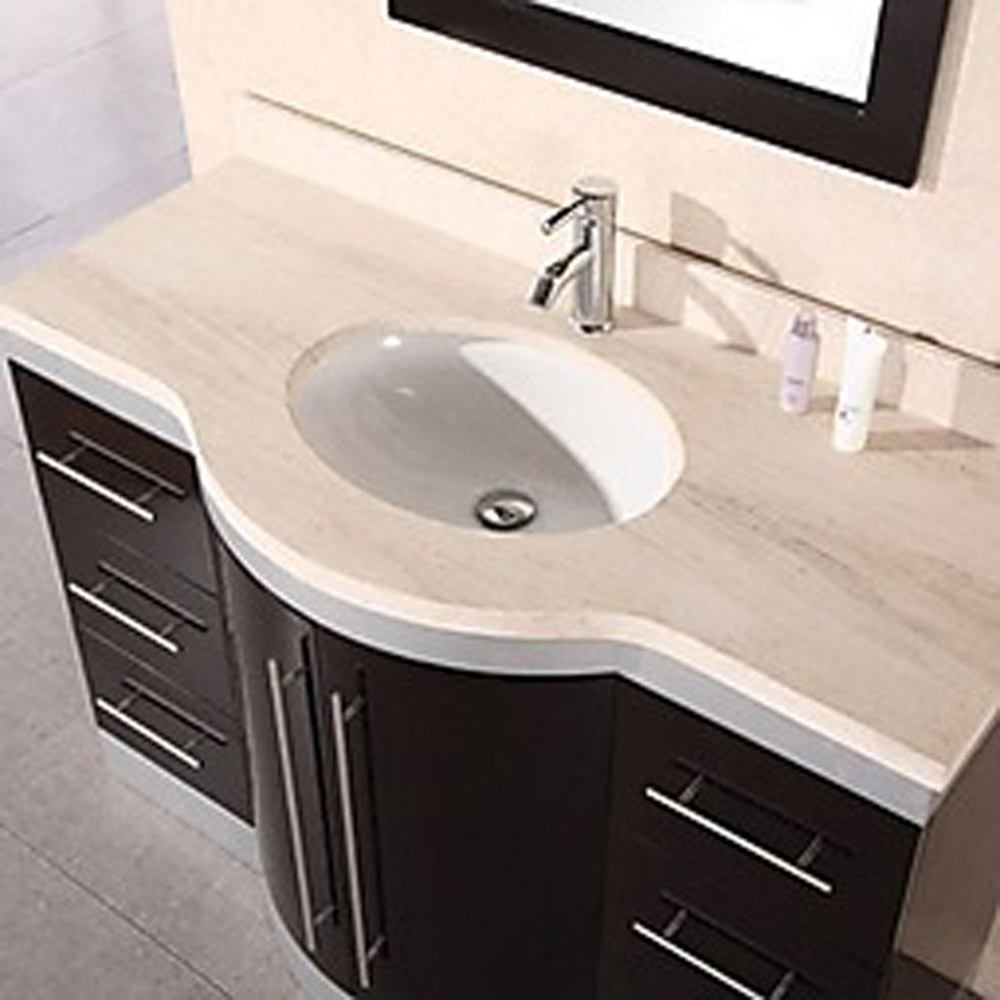 Home / BATH / Bathroom Vanities / Olivia 48quot; Single Sink Vanity Set