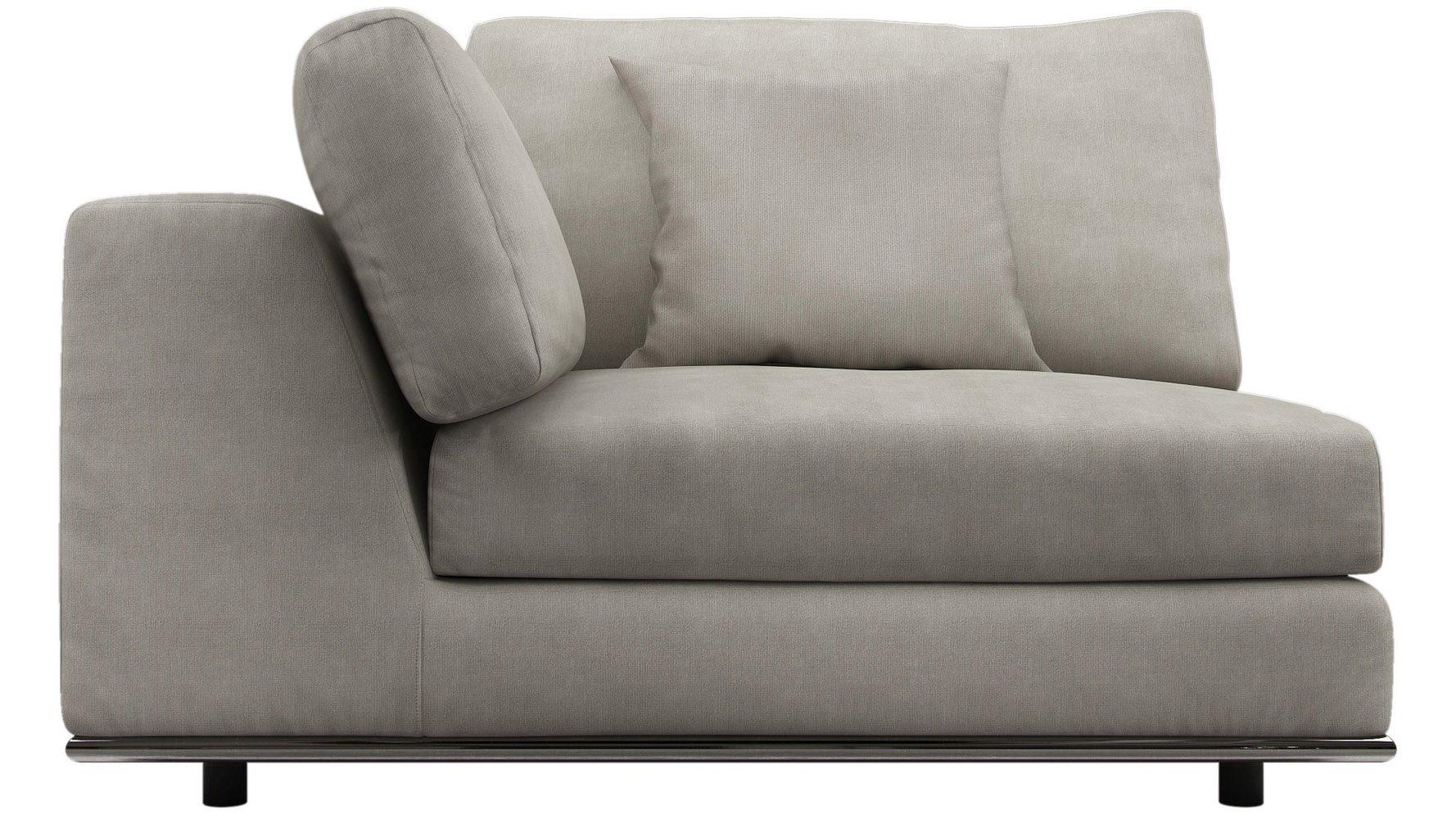 Modern Persis Left Arm Sofa Chair