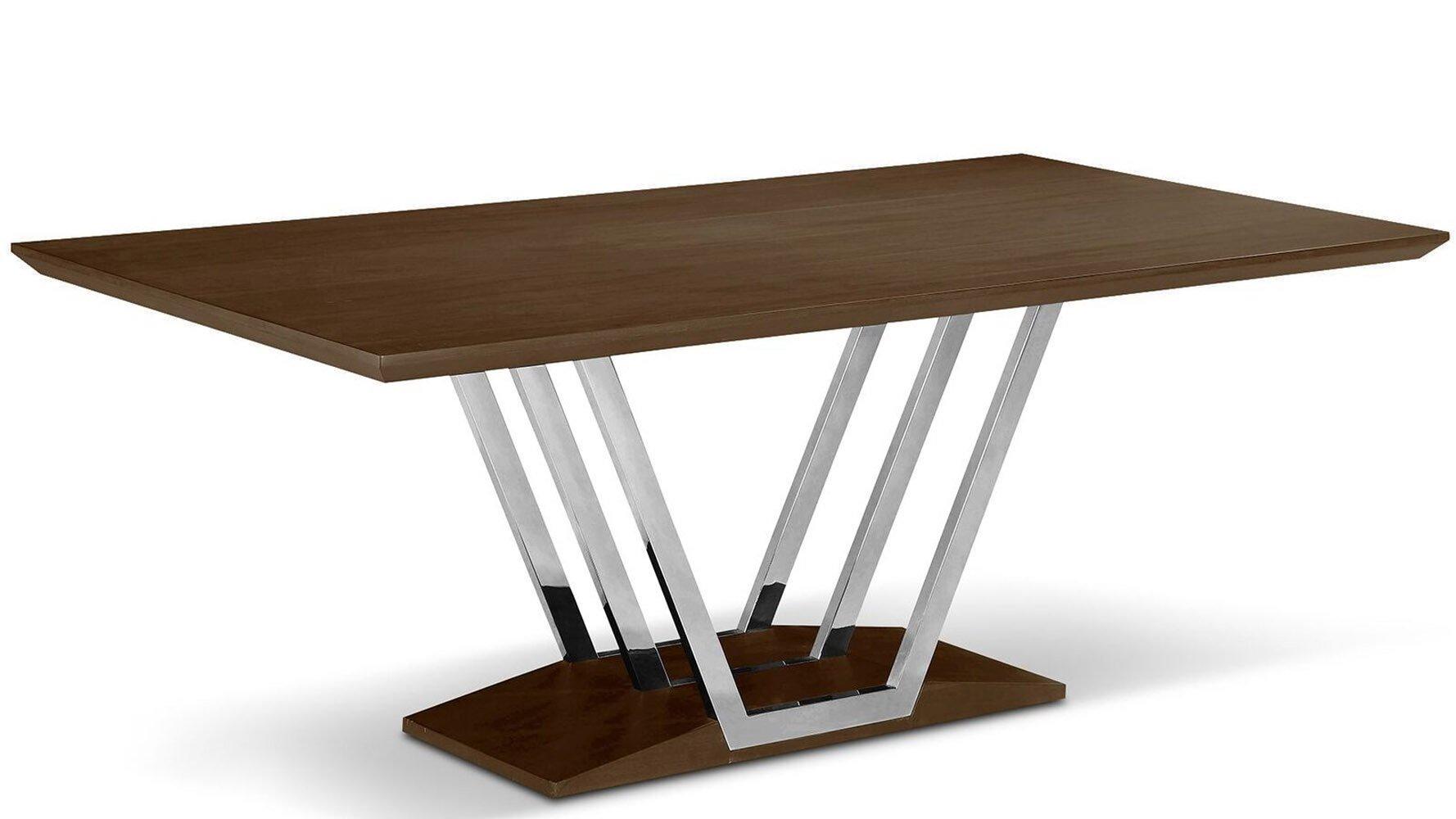 Modern Roman Dining Table Zuri Furniture