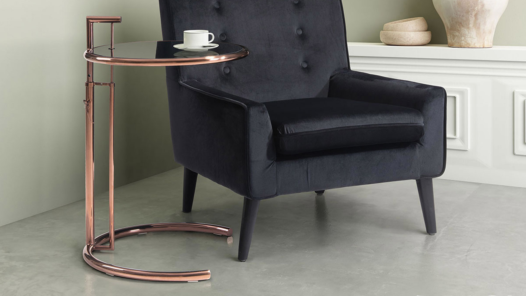 Sami Side Table  Zuri Furniture
