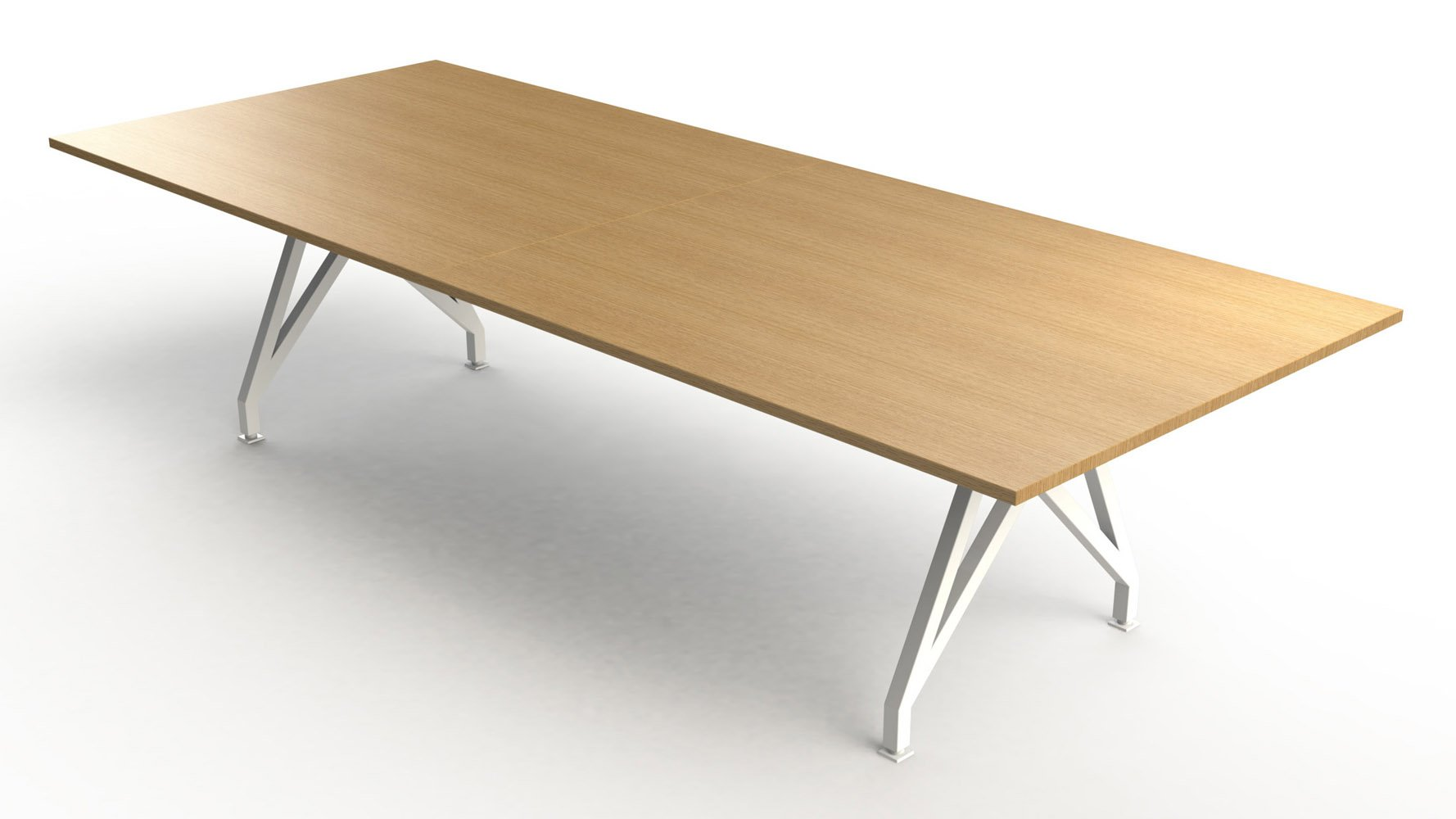 THINK TANK Conference Table Ft Zuri Furniture - 8 ft conference table