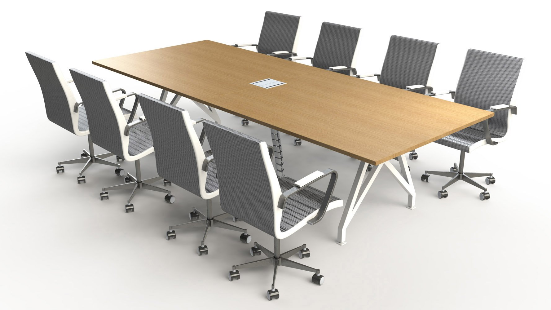 Picture of: Think Tank Conference Table 10ft Zuri Furniture