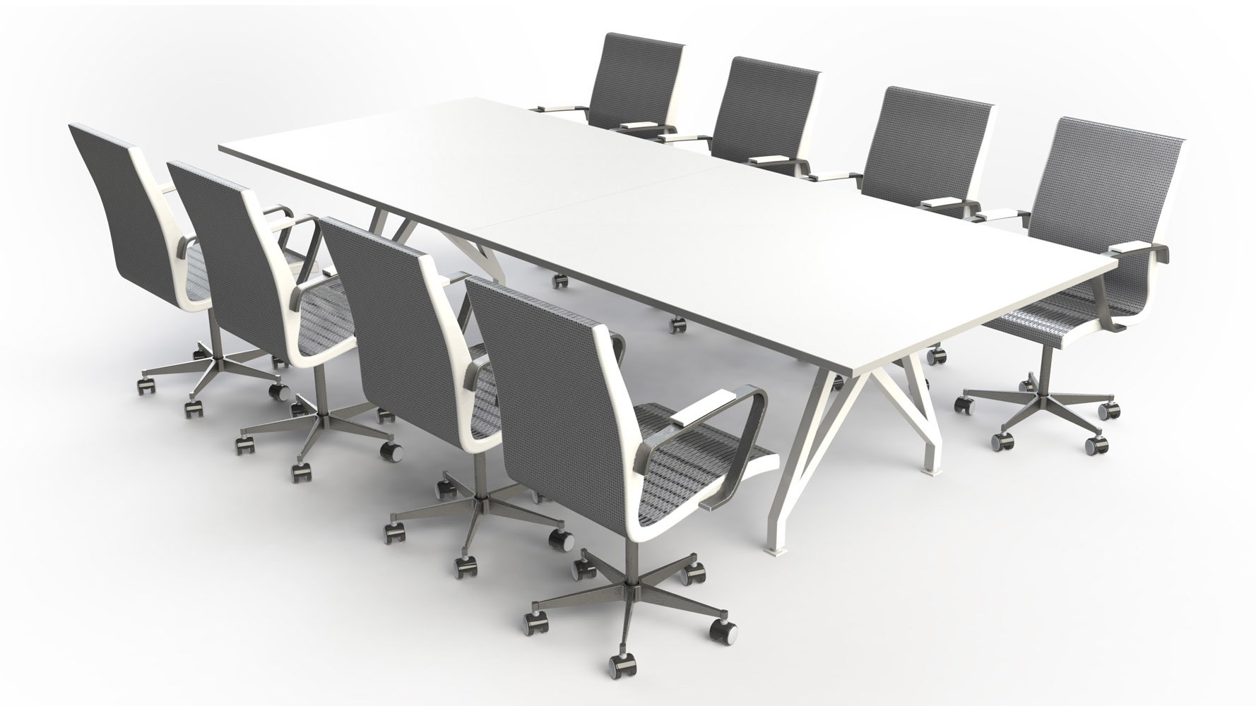 Think Tank Conference Table 10