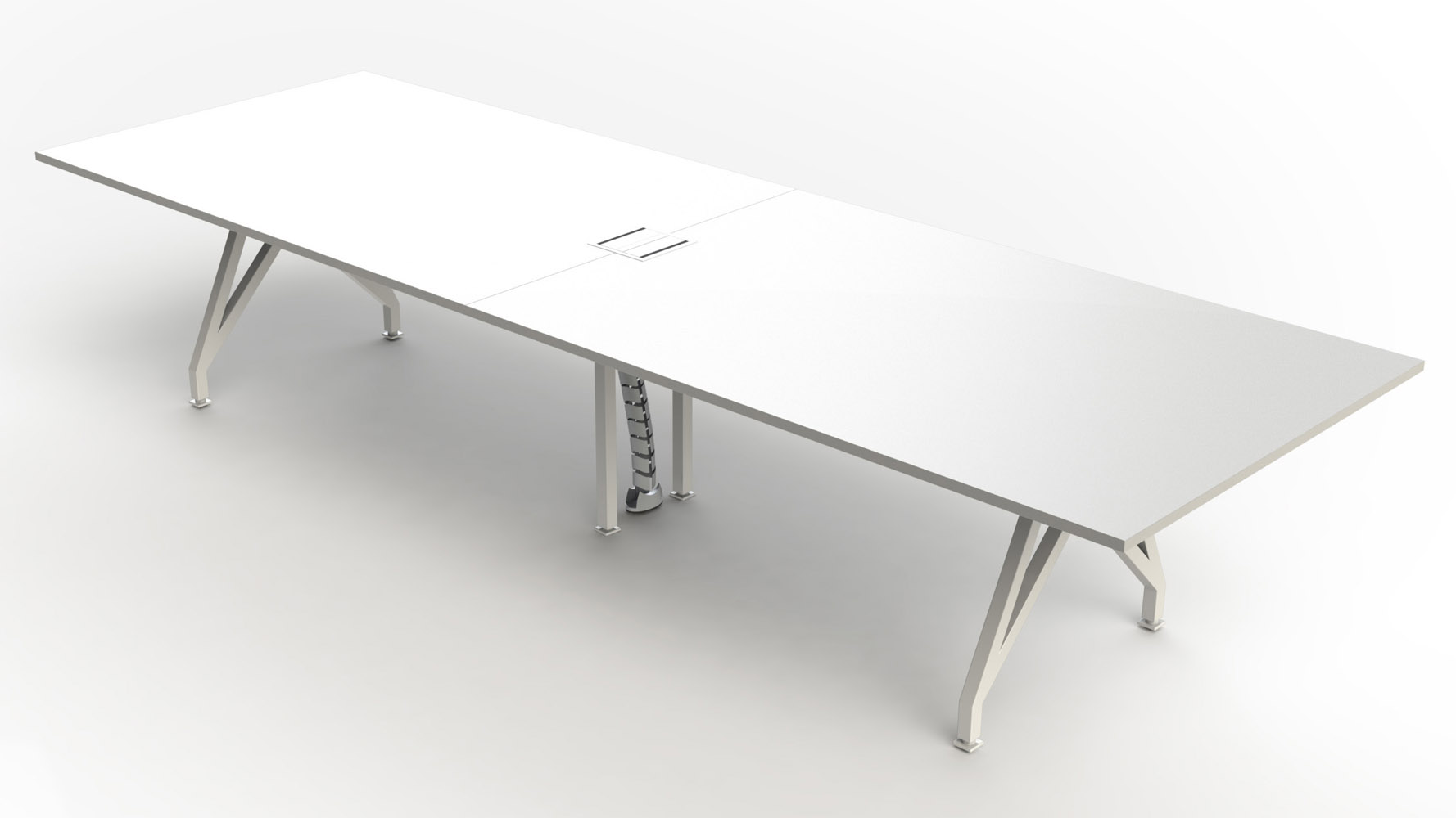 Think tank conference table 12ft zuri furniture for 12 ft conference table