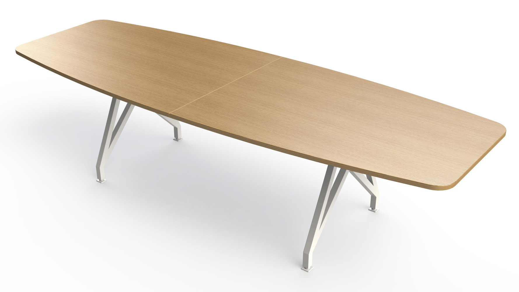 Kayak Conference Table 10 Zuri Furniture