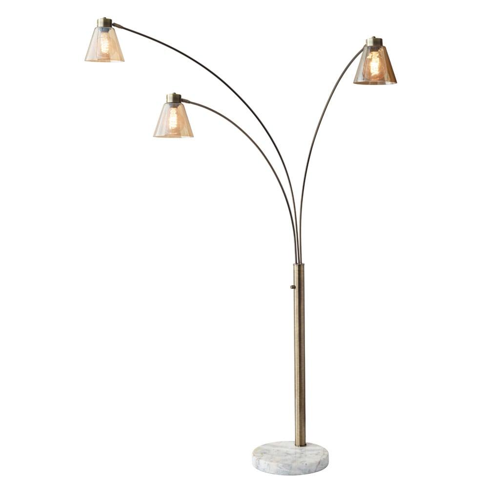 arc lamp at zuri furniture