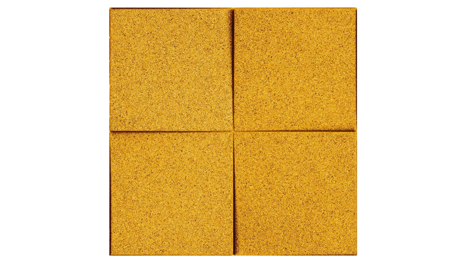 Modern Sustainable Chock Organic Blocks Wall Design Sense 16 pc ...