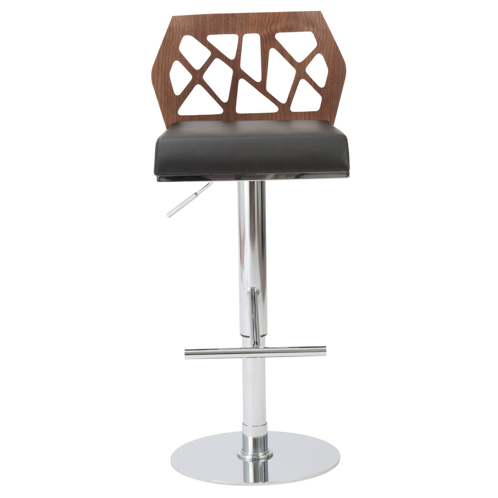 Practical Bar Chair Increase The Chassis Lift High Stool Modern Minimalist High Stool Home Rotating Bar Chair Abs Resin Raw Material Bar Bar Chairs