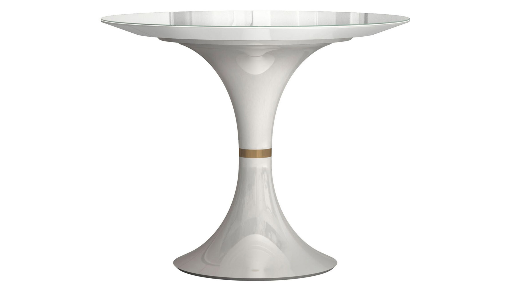 Modern Wagner 36 Round Dining Table