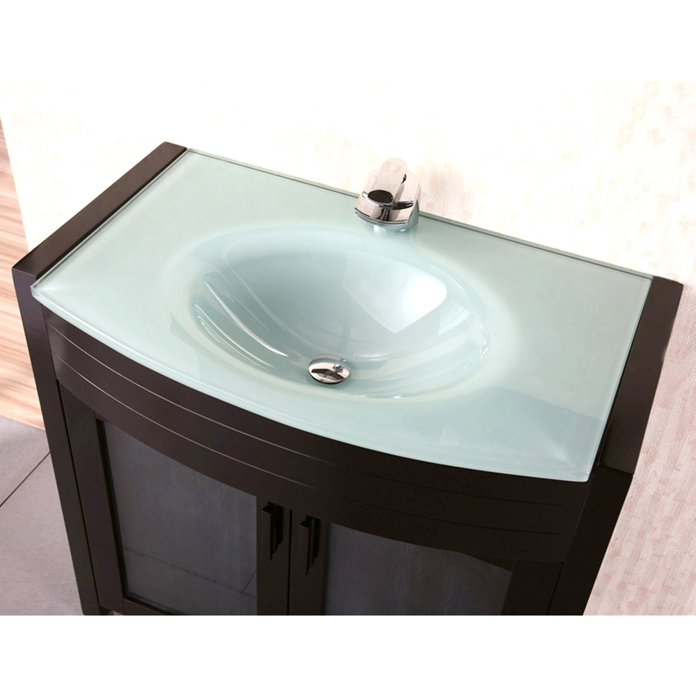 Large Single Sink Vanity : Home / BATH / Bathroom Vanities / Walton 36