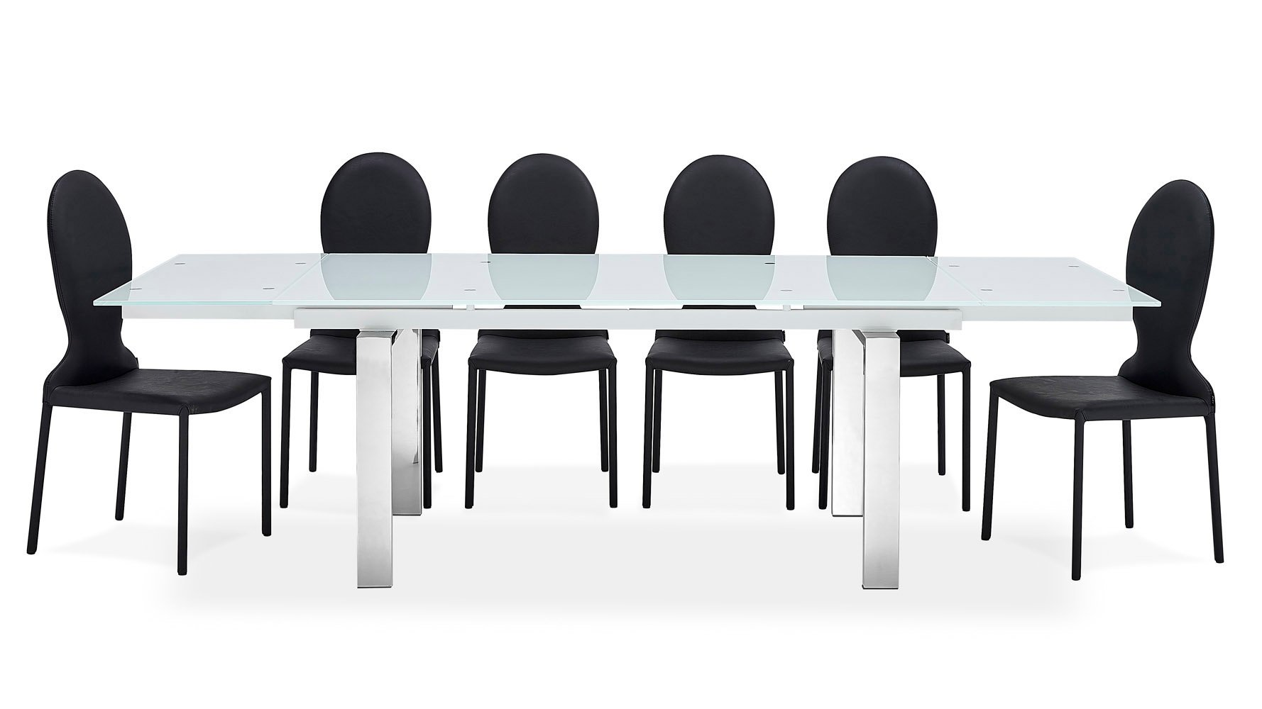 Montez Dining Table Set 6 Chairs