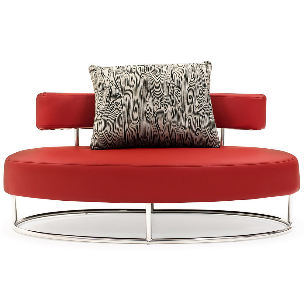 red chair at zuri furniture