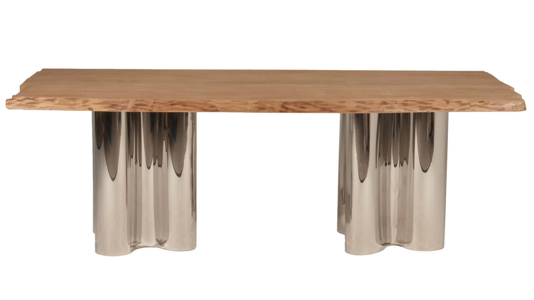 Ss dining table designs images best fresh cheap stainless for Ss dining table images