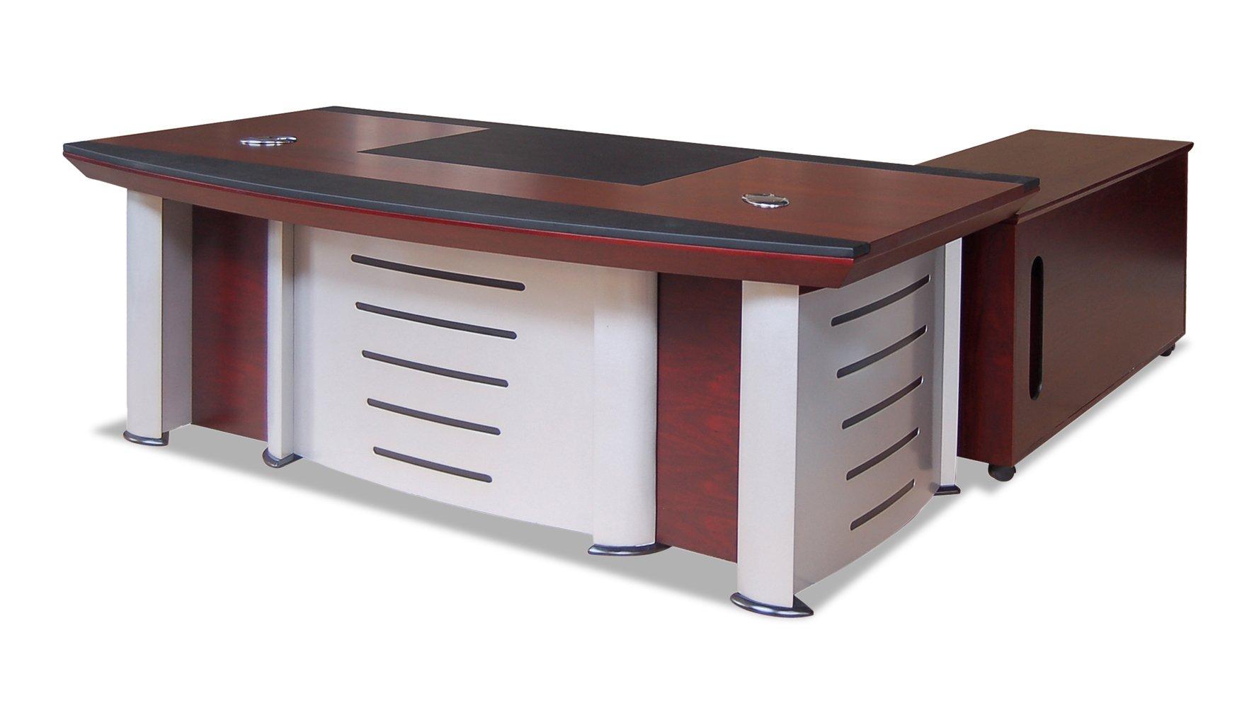 Pleasing Reagan Desk Mahogany Creativecarmelina Interior Chair Design Creativecarmelinacom