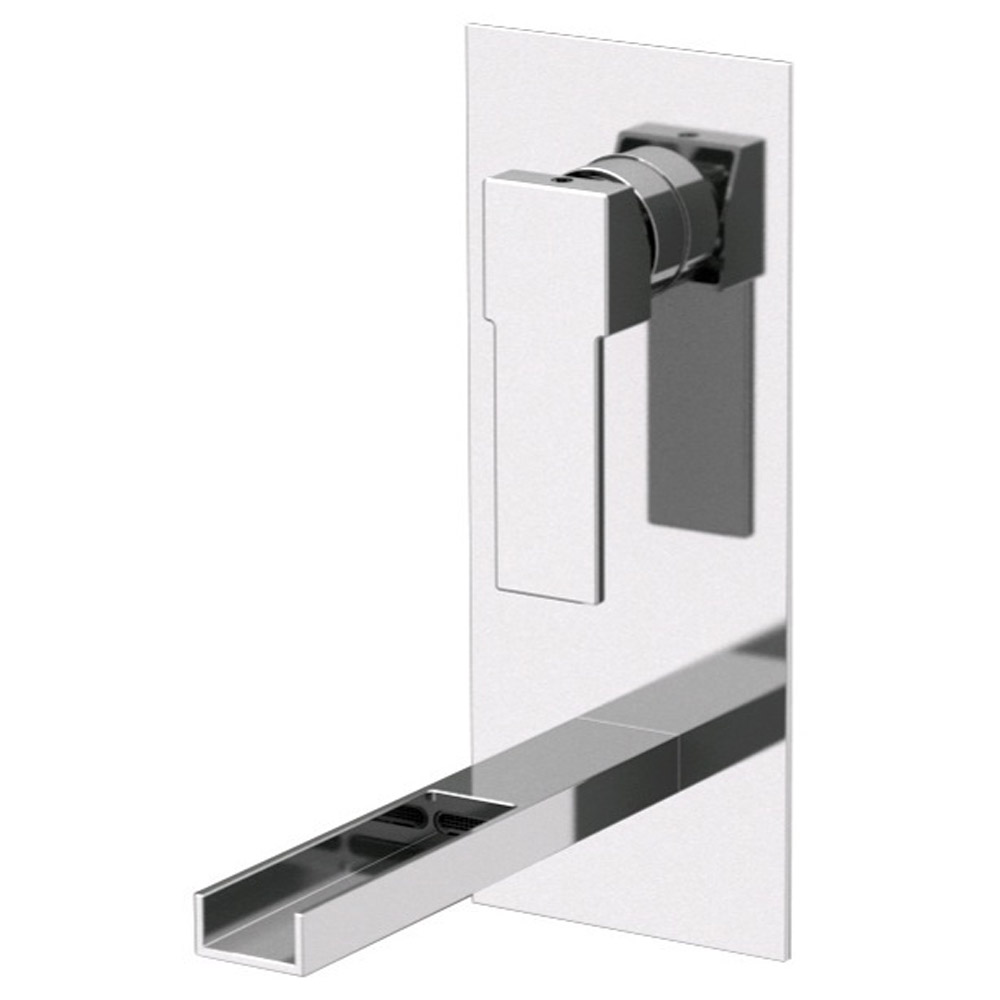 Remer By Nameek S Qubika Cascade Wall Mounted Vertical