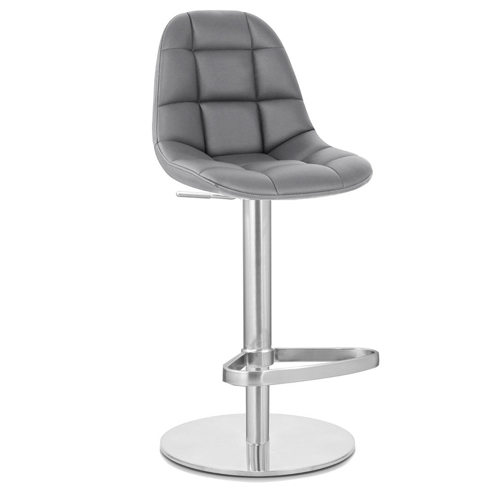 Rochelle Bar Stool - Round Flat Base