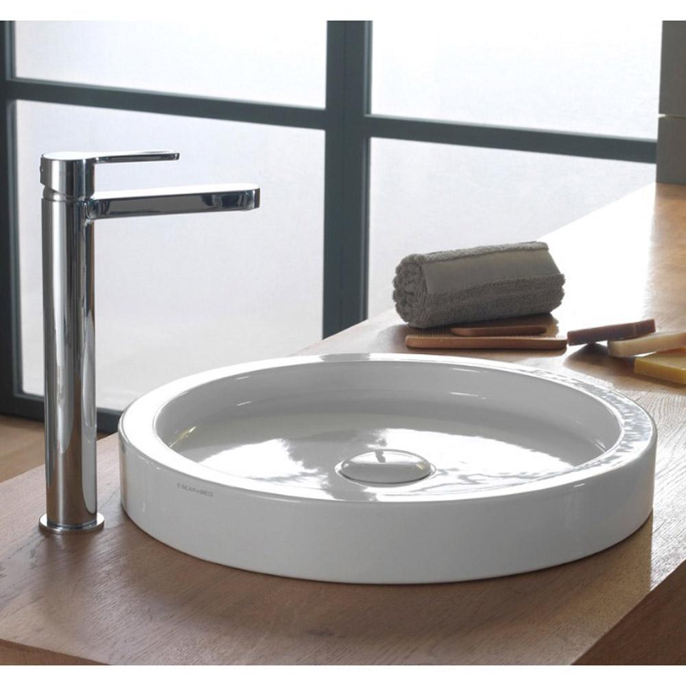 Bucket Vessel Sink : Home / BATH / Bathroom Sinks / Bucket Self-Rimming Sink