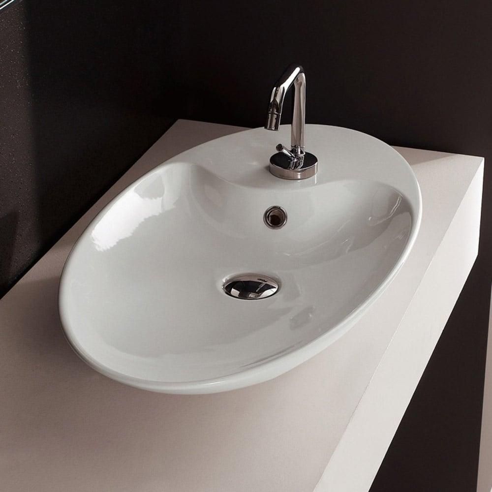 Shape Oval Sink