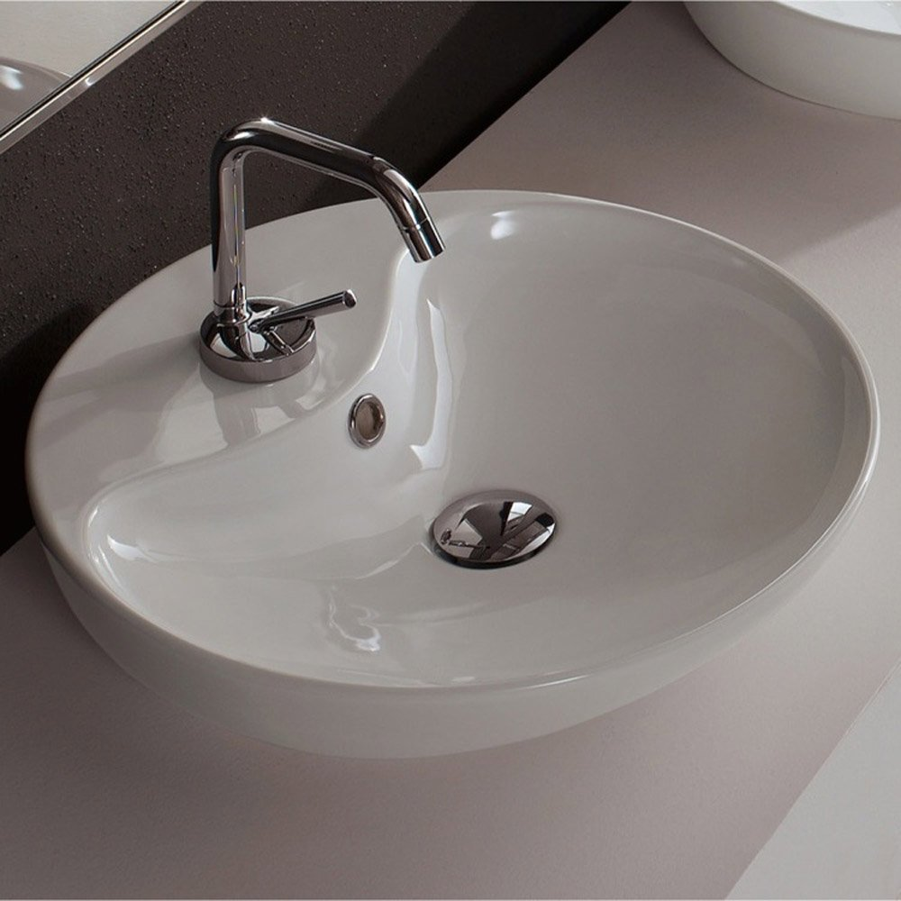 Home / BATH / Bathroom Sinks / Shape Round Sink