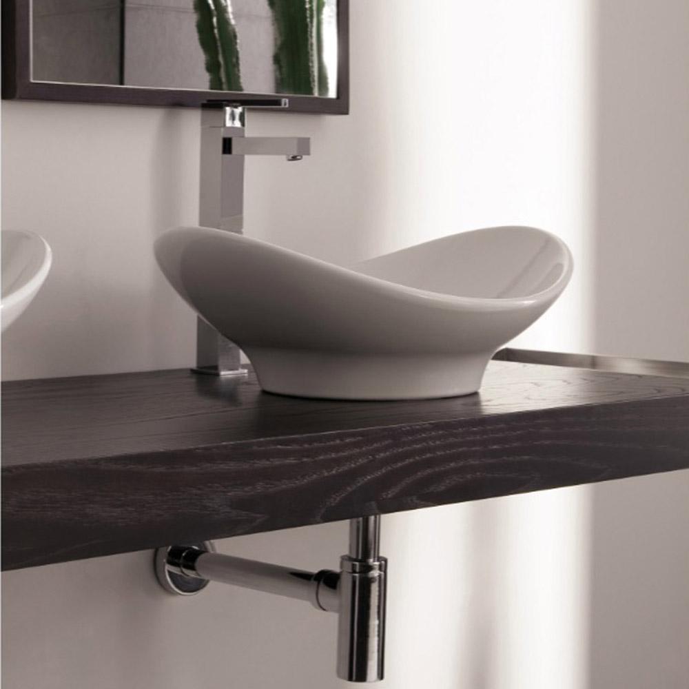 Zefiro 0 Hole Sink Zuri Furniture